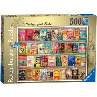 500 - 999 Piece Puzzles