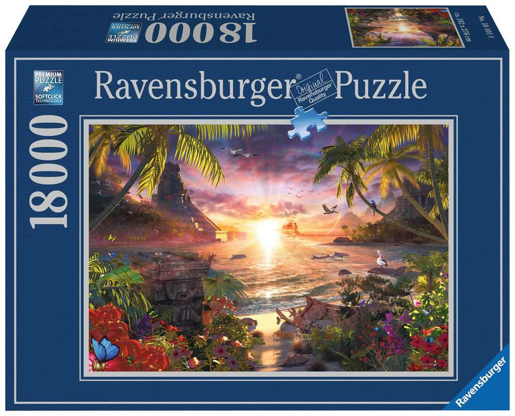18000 Piece Puzzles